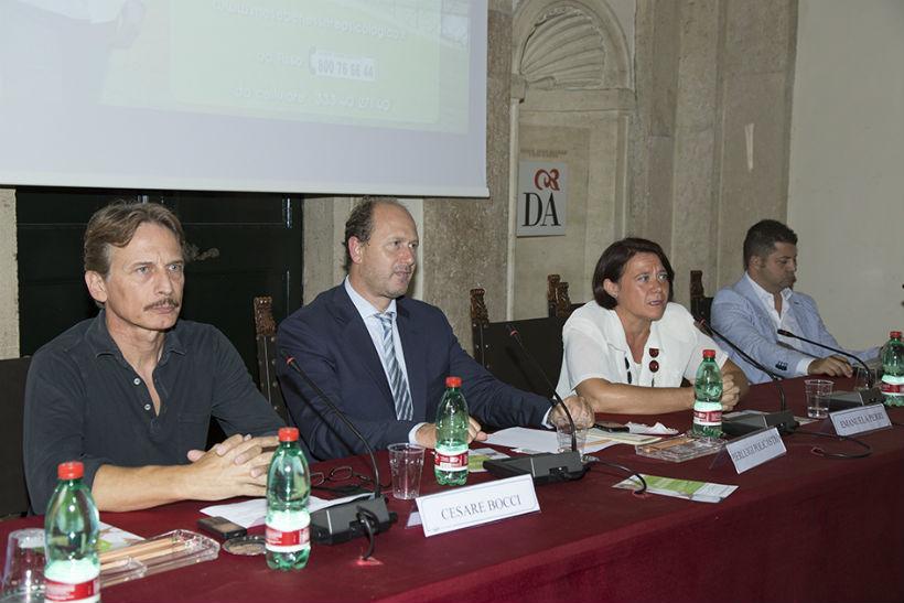 Roma, presentazione ufficiale MBP 2014