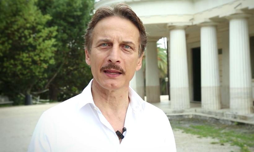 """Spot """"Cesare Bocci per Ottobre Mese del Benessere Psicologico SIPAP"""""""
