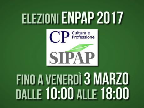 Elezioni ENPAP quadriennio 2017-2021