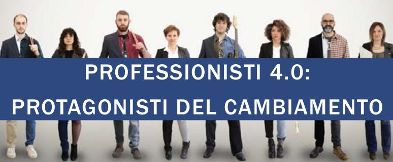 8 novembre 2018, 1° Convegno nazionale Confcommercio professioni – Professionisti 4.0: protagonisti del cambiamento