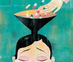 pillole e cervello